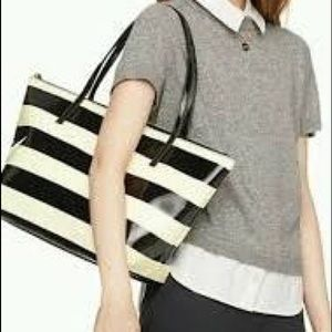 KATE SPADE Penn Valley Sophie Striped Tote